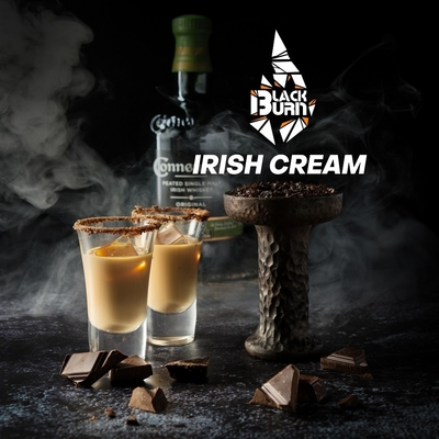 "Табак для кальяна Black Burn 20 гр. - Irish cream (Ликер ""Beilyes"")"