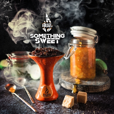 Табак для кальяна Black Burn 20 гр. - Something Sweet (Варенье из фейхоа)