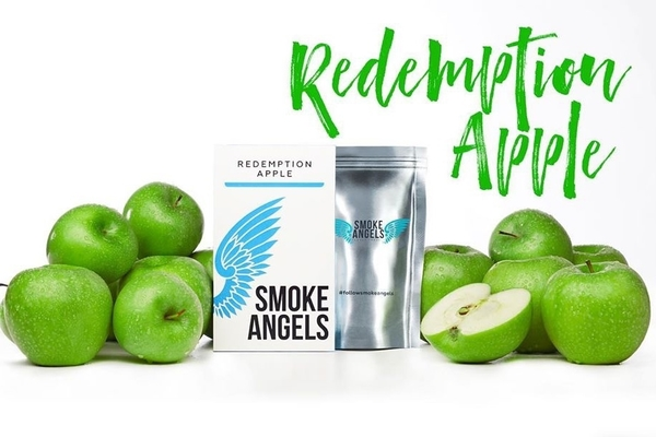 Табак для кальяна Smoke Angels 100 гр. - Redemption Apple (Зеленое яблоко)