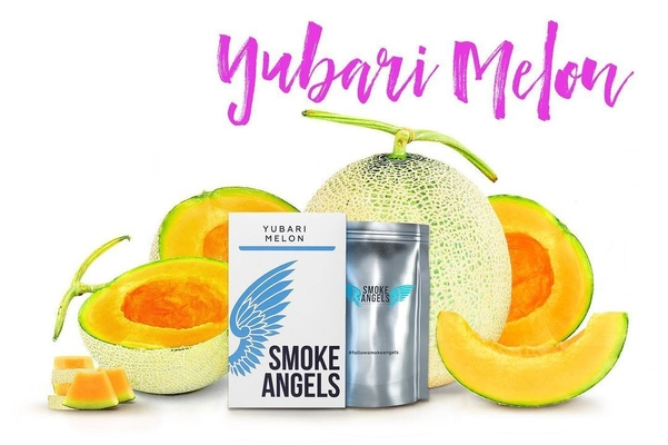 "[M]Табак для кальяна ""Smoke Angels"" (YUBARI MELON), 100 г"